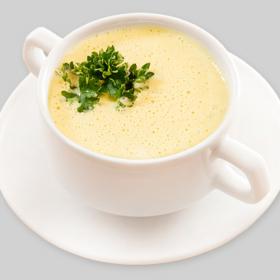 Рыбный крем-суп(ЧЕТВЕРГ)