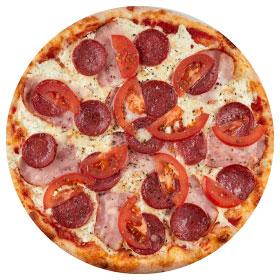 """Пицца """"Темпо"""" 26 см на тонком тесте"""
