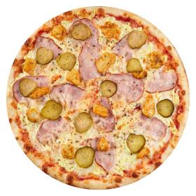 "Пицца ""Римская"" 26 см на тонком тесте"