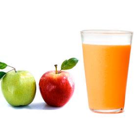 Свежевыжатый яблочный сок, 200 мл