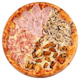 "Пицца ""4 сезона"""